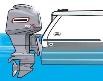 engine type outboard