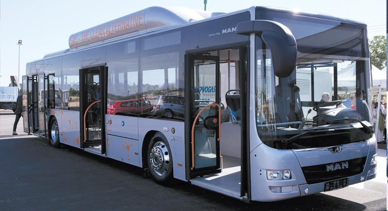 Το λεωφορείο της ΜΑΝ