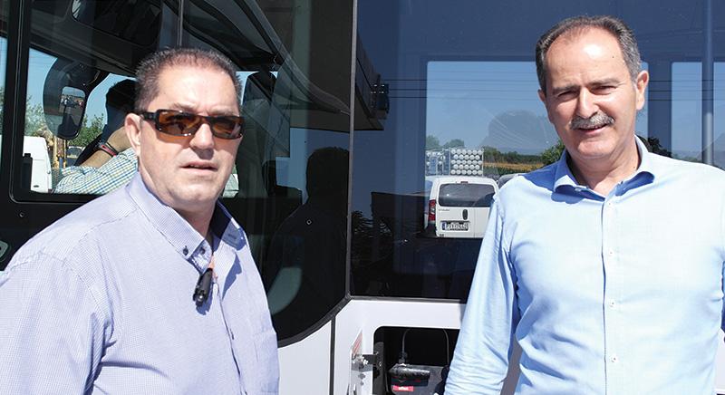 Οι πρόεδροι Αστικών ΚΤΕΛ Λάρισας και Τρικάλων