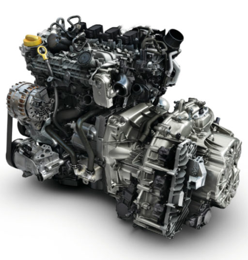 H Renault αποκαλύπτει τον κινητήρα της επόμενης γενιάς του Scénic