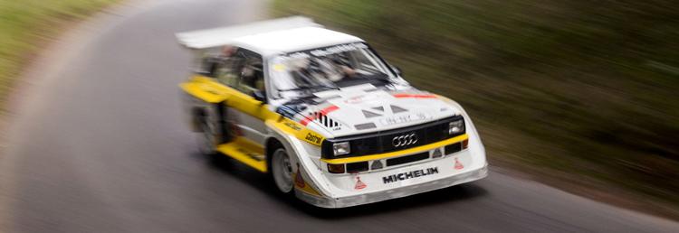 Audi quattrο