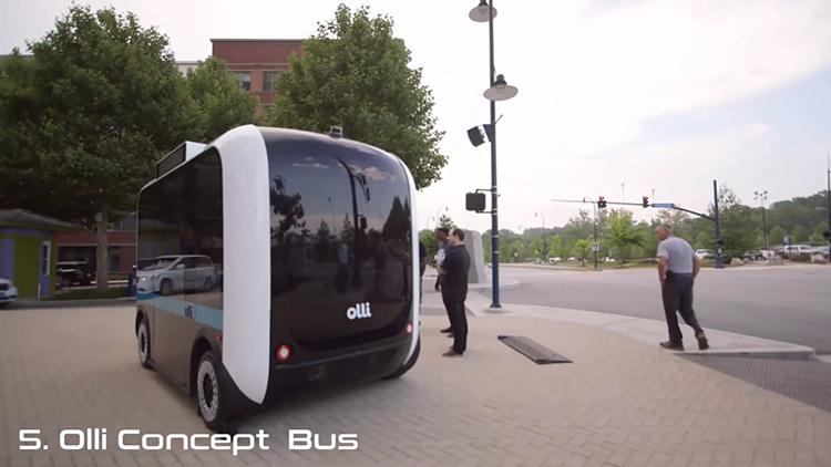 Λεωφορείο Olli Concept