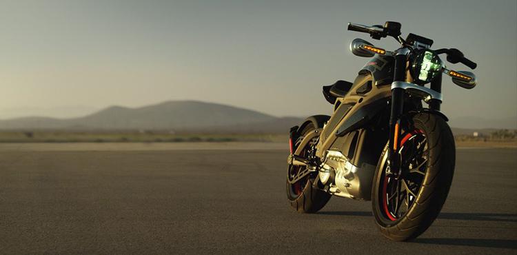 Επίθεση από τη Δύση: και Harley-Davidson και Ηλεκτρική!