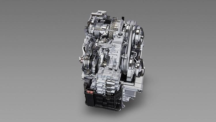 <em>Toyota CVT άμεσης αλλαγής σχέσεων</em>