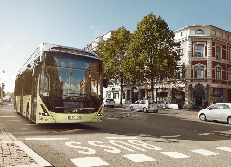Ηλεκτρικά λεωφορεία Volvo για το Harrogate στο Ηνωμένο Βασίλειο