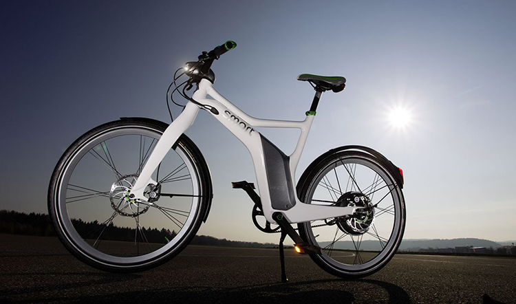 Ποδήλατο Mercedes-Benz Smart E