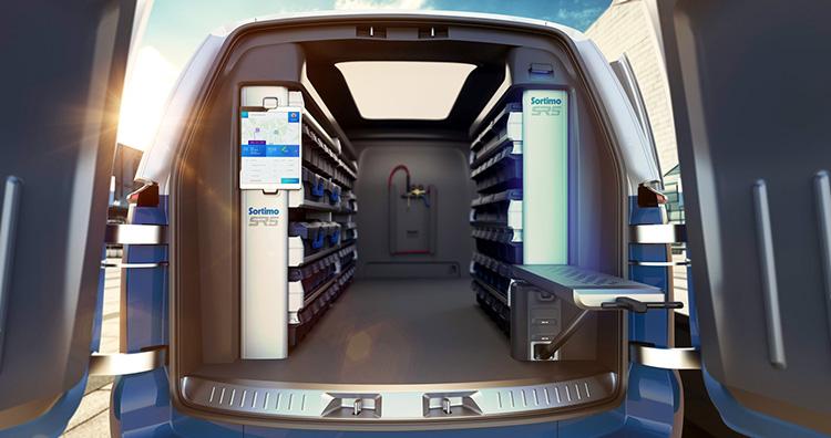 Η Volkswagen παρουσίασε το ηλεκτρικό concept van I.D. BUZZ Cargo