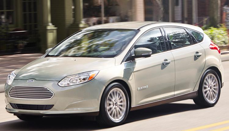Ηλεκτρικό Ford Focus 2018