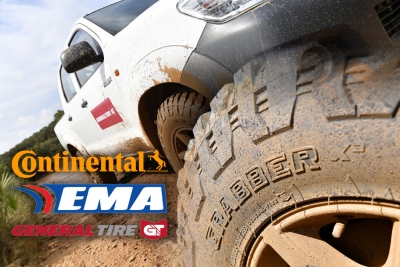 "General Tire mud-terrain Grabber X3. Πρώτο σε δοκιμή του περιοδικού ""Land Rover Owner International"""