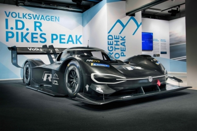 Το ηλεκτρικό Volkswagen I.D. R PIKES PEAK [Video]