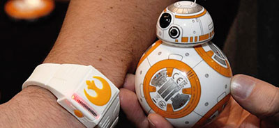 SPHERO BB-8 Force Band [Video]