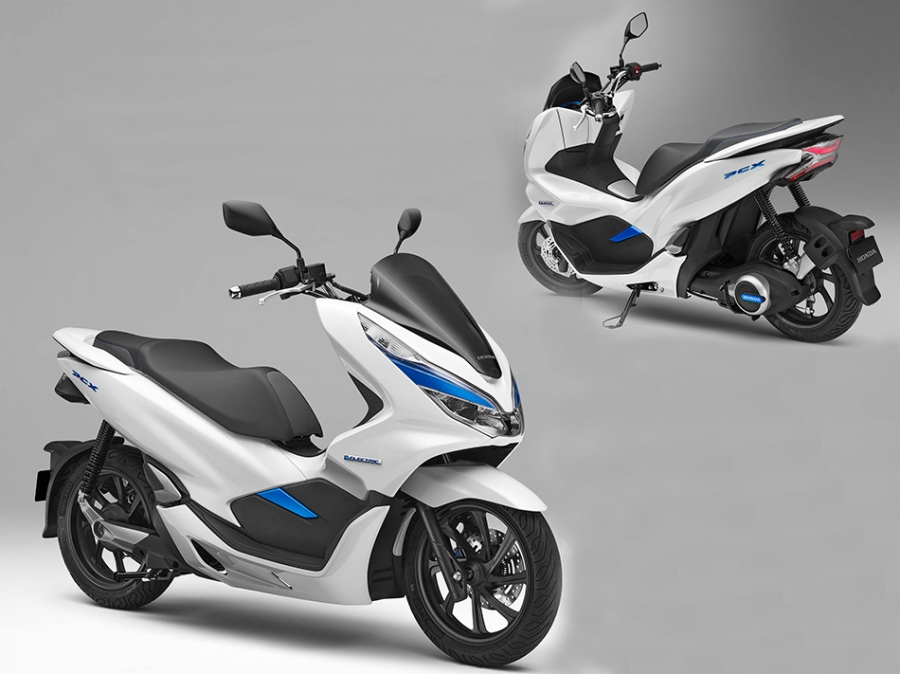 2018 Honda PCX Electric [Video]