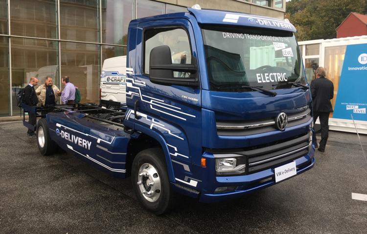 Ηλεκτρικά φορτηγά και λεωφορεία από την VW. Έναρξη παραγωγής από αυτό το έτος