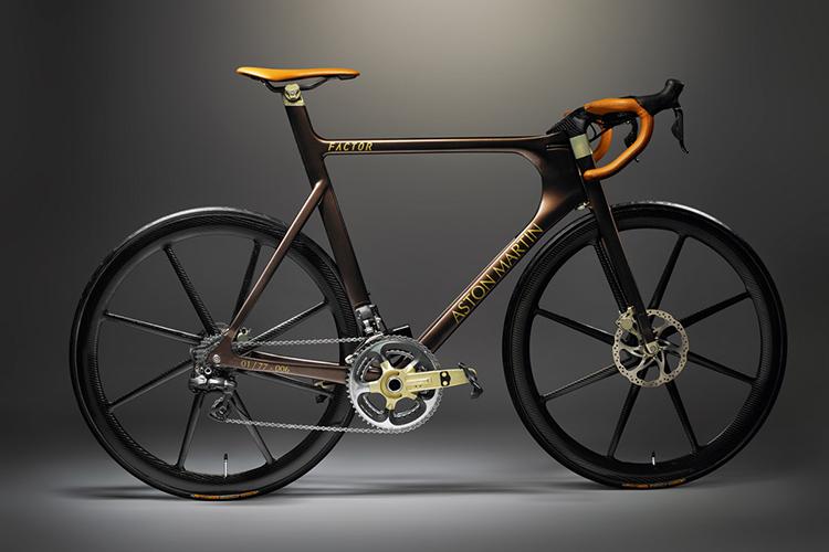 Ποδήλατο Aston Martin One-77
