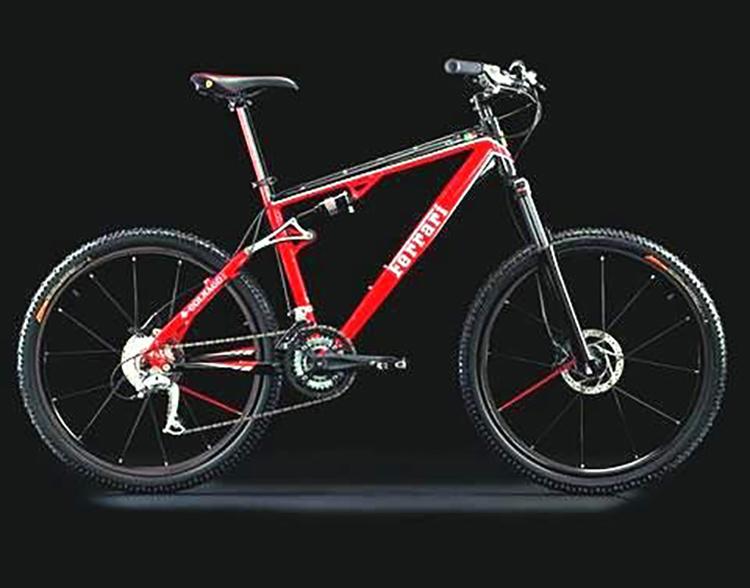 Ποδήλατο Ferrari CX60 Mountain