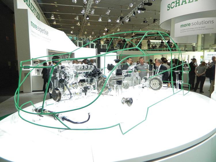 Interview with Mr. Michael Söding, CEO Automotive Aftermarket Schaeffler AG