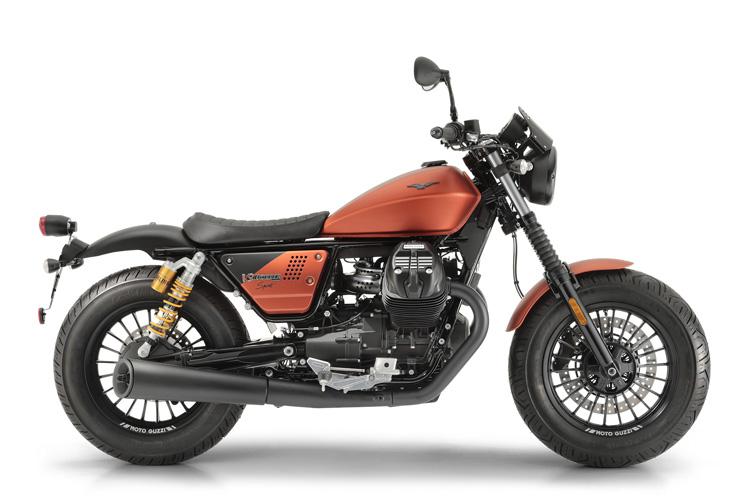 Πρεμιέρα για τη Moto Guzzi V9 Bobber Sport στη διοργάνωση Open House 2018