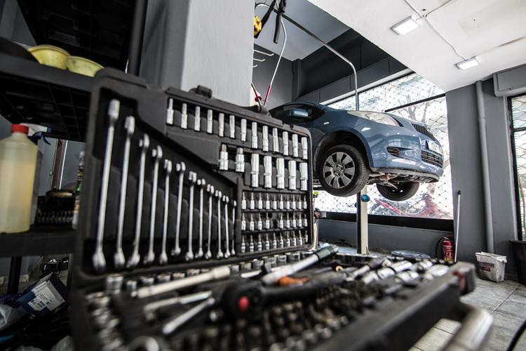 Συνέντευξη: Α. Παγτζόγλου - Ιδιοκτήτη της επιχείρησης AUTO MASTER στις Συκιές Θεσσαλονίκης εξειδικευμένος στα Υβριδικά Οχήματα