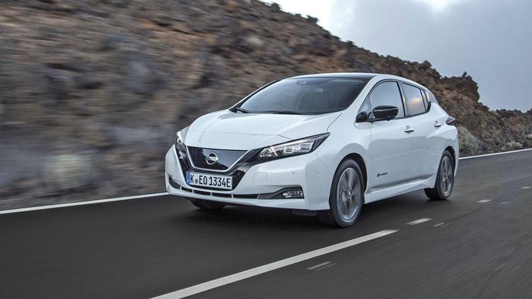 Η 2η γενιά Nissan Leaf 2018