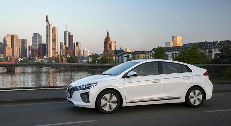 Ηλεκτρικό Hyundai Ioniq 2017