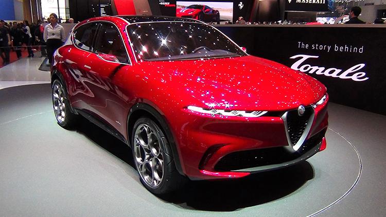 1. Alfa Romeo Tonale concept