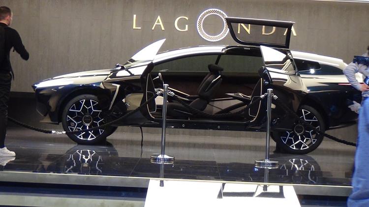 6. Lagonda All-Terrain Concept από την Aston Martin