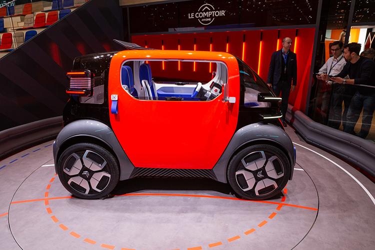 8. Ami One Concept από την Citroën