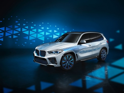 BMW i Hydrogen NEXT [video]