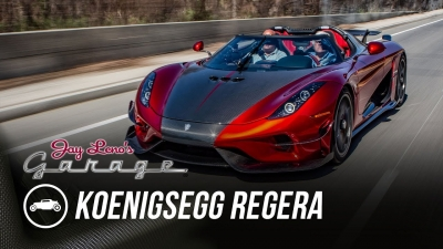 Megafactories - Ντοκιμαντέρ: 2018 Koenigsegg Regera [video]